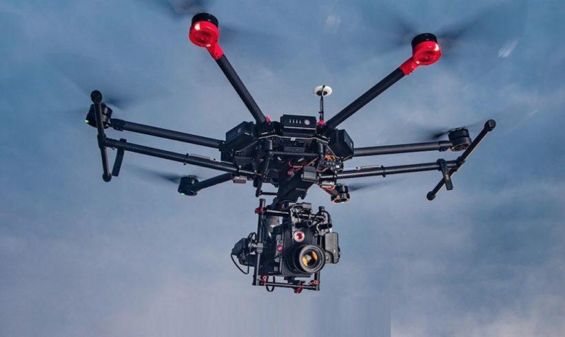 I droni e la manipolazione atmosferica