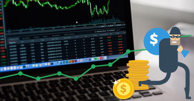 Trading di opzioni binarie con il software Banker Bahama